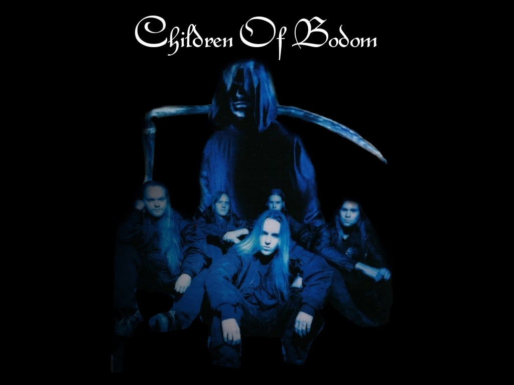Exploring Children of Bodom | da|v|ned